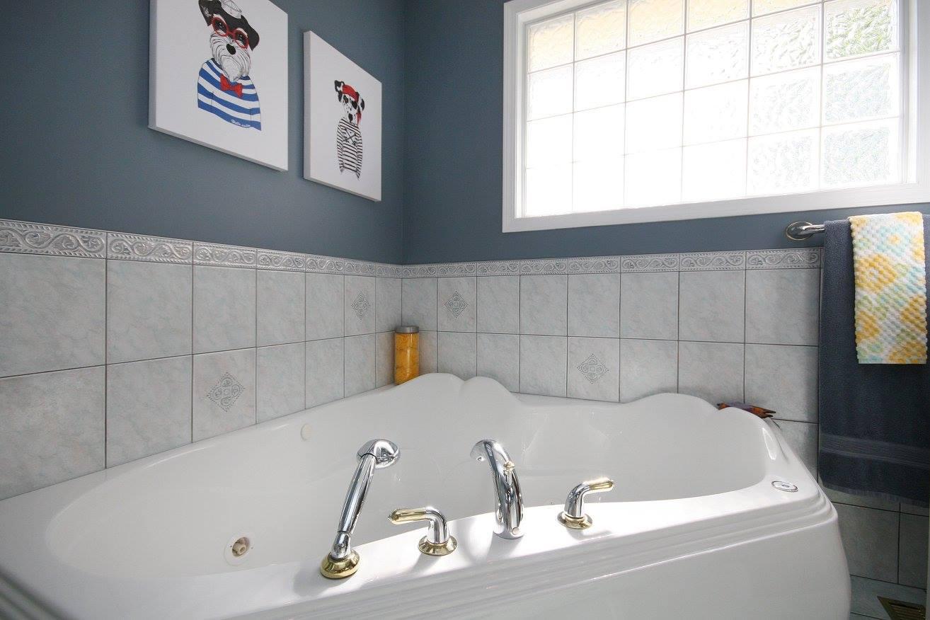 Before - Main Bath