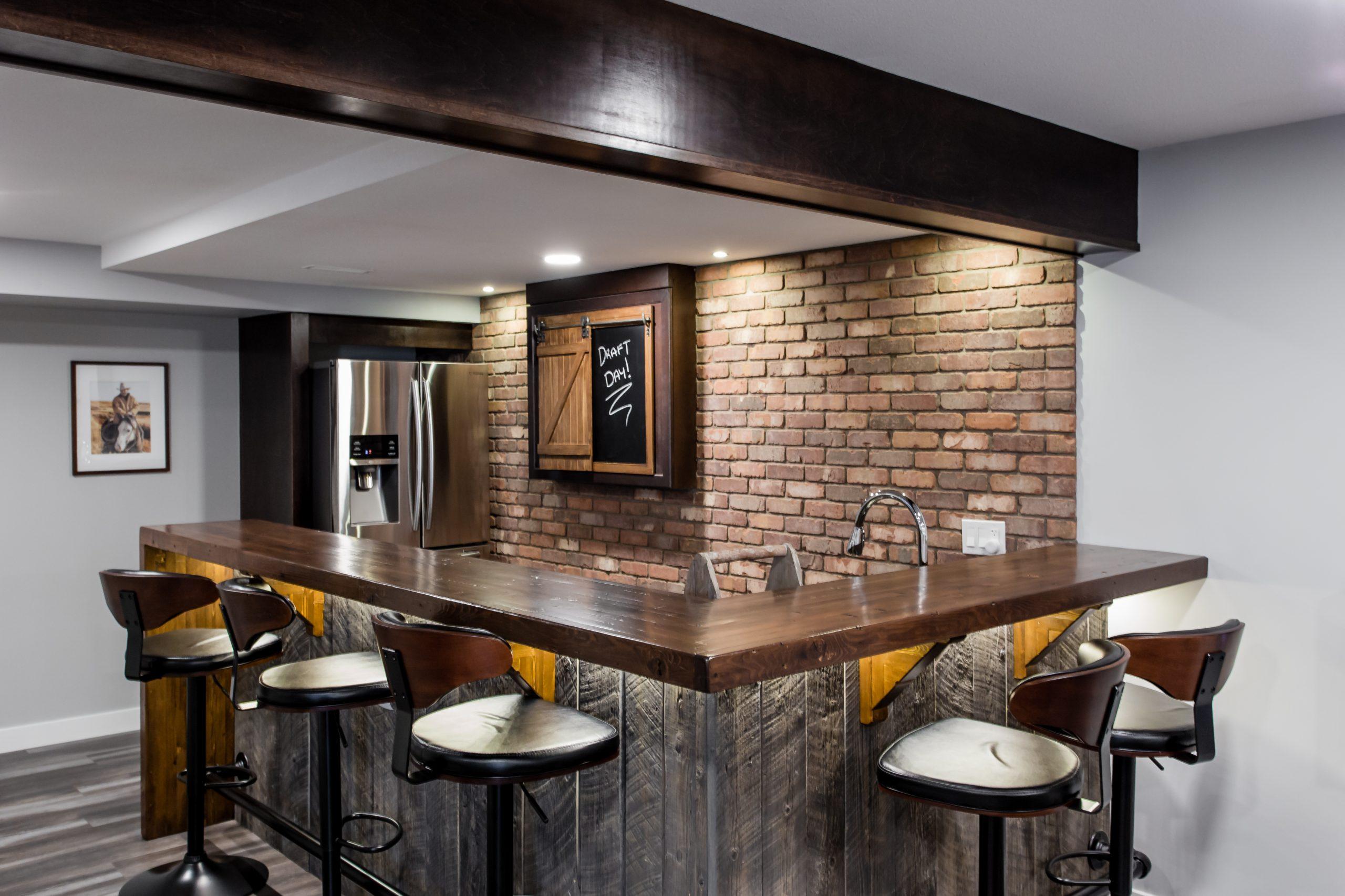 Coulee reno – bar