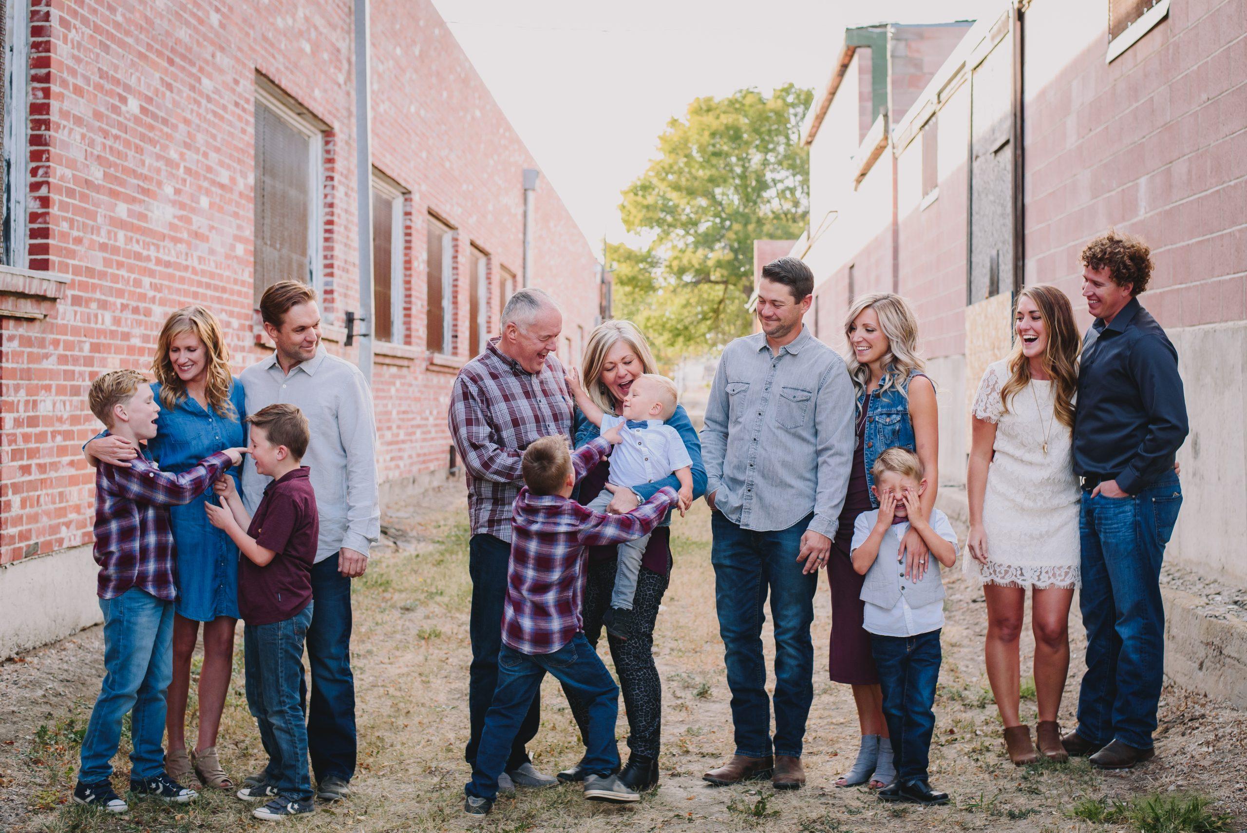 Brost family